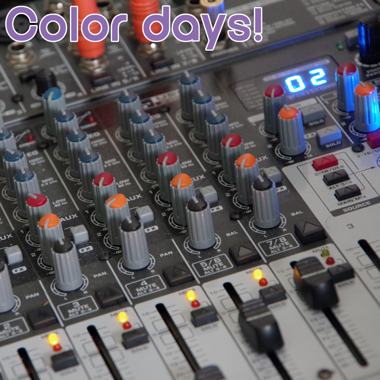 Episode_488『【速報】Color days!完売』