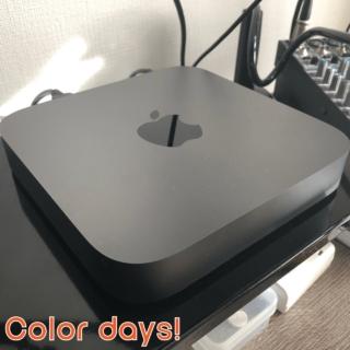 Episode_522『Mac mini 2018 を手に入れた』